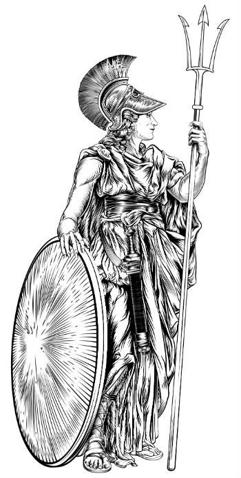 Deusa Grega Atena