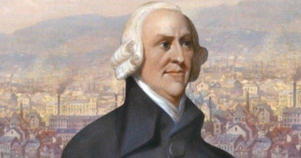 Adam Smith: biografia, teoria e a riqueza das nações - Toda Matéria