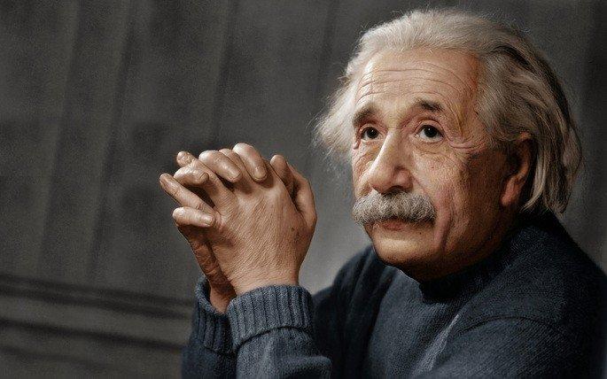 Albert Einstein - Toda Matéria