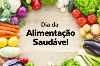 dia da alimentação saudável