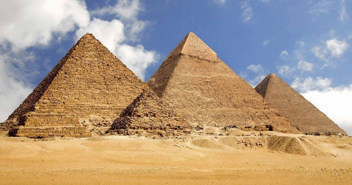 As Piramides Do Egito Toda Materia