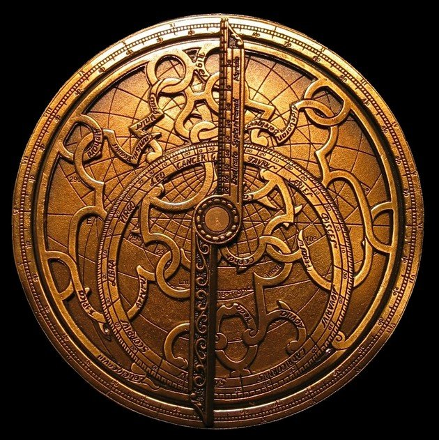 Astrolábio do século XVI