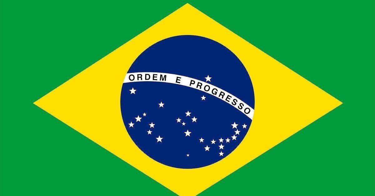 Bandeira do Brasil: origem, significado e história - Toda Matéria