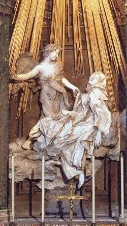 O êxtase de Santa Teresa de Bernini