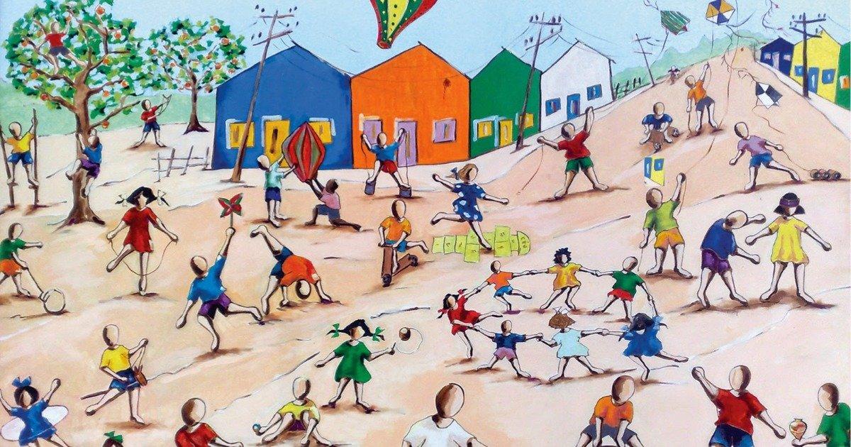 Brincadeiras Folclóricas Brinquedos Tradicionais E Jogos Populares