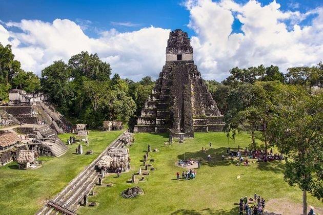 Cidade maia