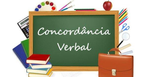 Resultado de imagem para CONCORDÃ'NCIA VERBAL