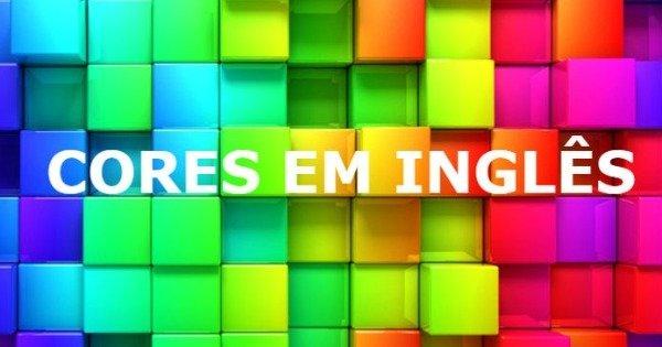 Cores em ingl u00eas lista completa e dicas importantes Toda Matéria -> Decoração De Montras Em Ingles