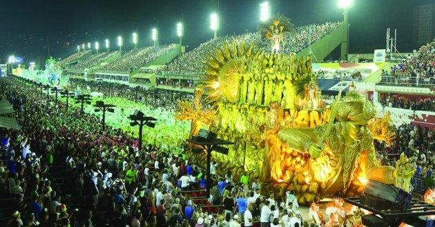 desfile carnaval sambódromo