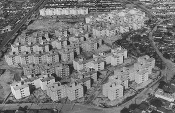Ditadura Militar no Brasil Conjunto Habitacional Santos 1979 BNH