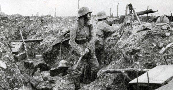 Fases Da Primeira Guerra Mundial Quais Foram Toda Matéria