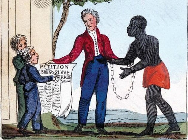 Fim da escravidão