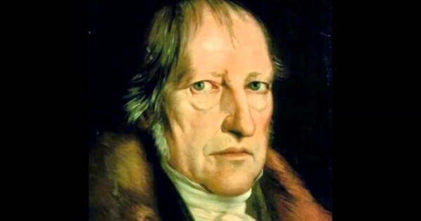 Georg W. F. Hegel |