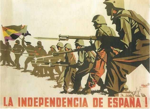Guerra Civil Espanhola Toda Materia