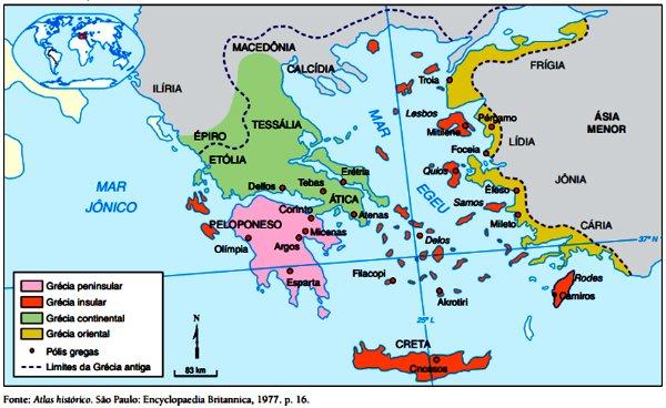 Grecia Antiga Sociedade Politica Cultura E Economia Toda Materia