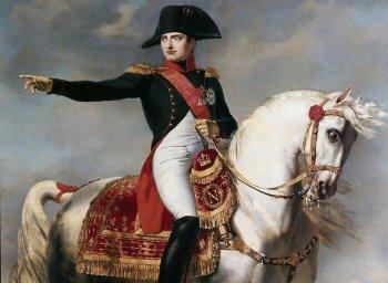 Napoleão Bonaparte Biografia E Resumo Toda Matéria