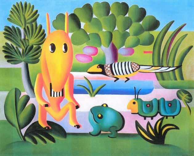 Cuca Tarsila do Amaral