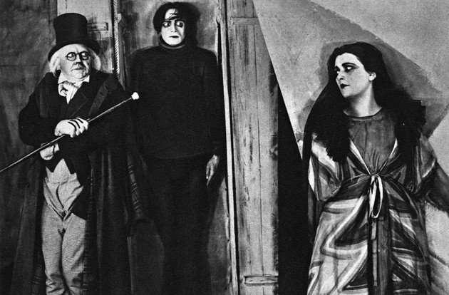 o gabinete do dr caligari