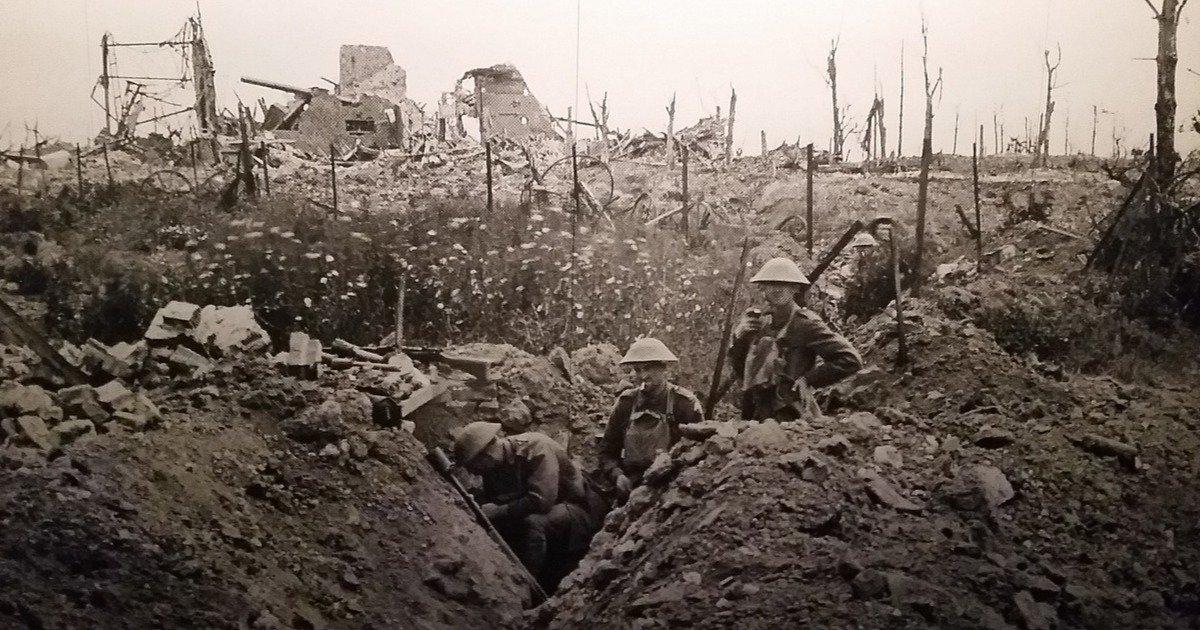 Primeira Guerra Mundial Resumo Causas E Consequências Toda Matéria