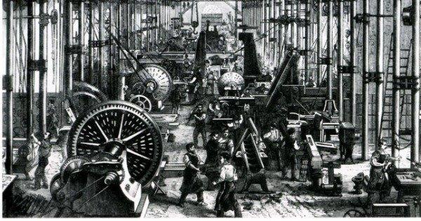 O que foi a Revolução Industrial? - Resumo de tudo sobre a Revolução  Industrial - Toda Matéria