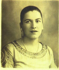 Foto de Tarsila do Amaral